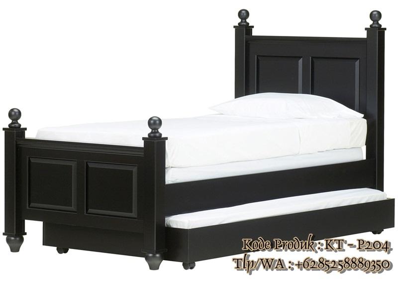 tempat-tidur-anak-model-sorong-minimalis-modern