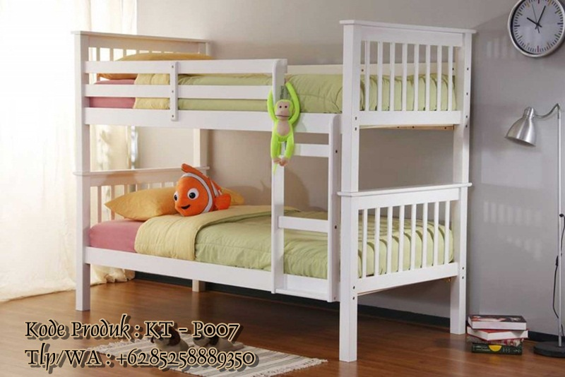tempat tidur susun anak anak