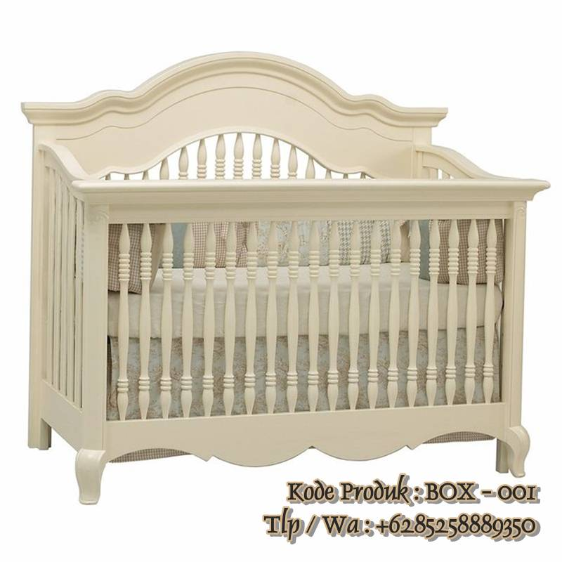 ranjang tempat tidur box bayi