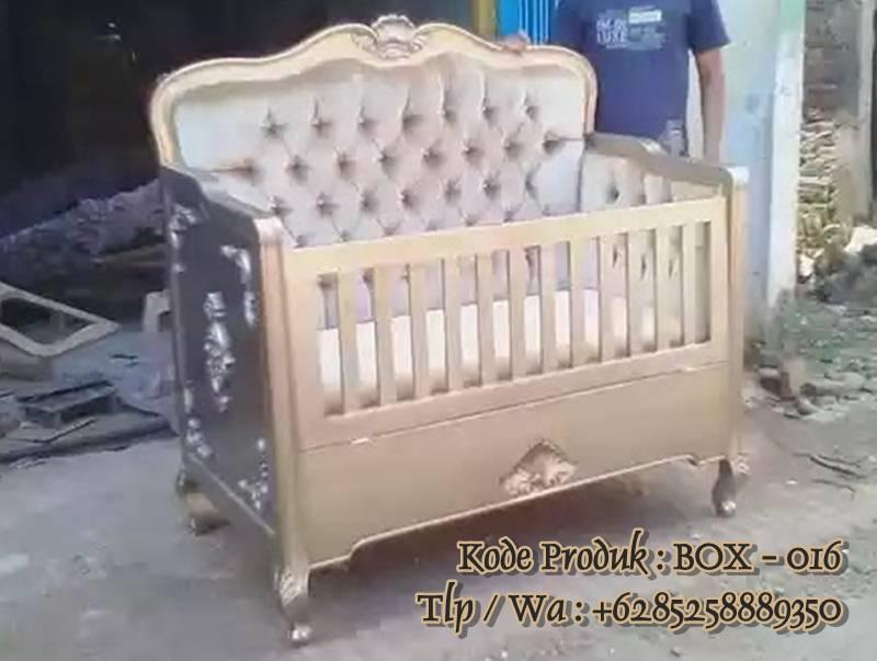 tempat tidur box bayi