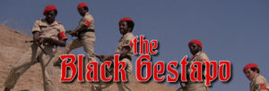 The Black Gestapo / The Ghetto Warriors / Black Enforcers
