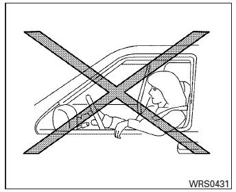 Nissan Sentra Owners Manual: Precautions on supplemental