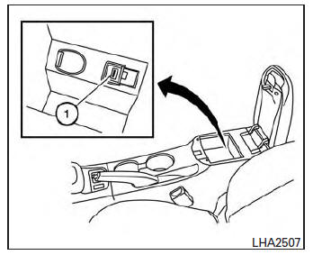 Nissan Sentra Owners Manual: USB interface (models without
