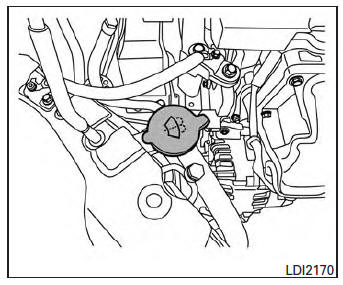 Nissan Sentra Owners Manual: Windshield-washer fluid