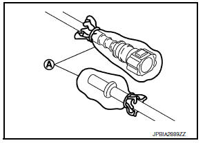 Nissan Sentra Service Manual: Fuel level sensor unit, fuel