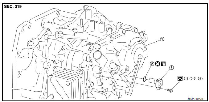 [Exploded View Of 2011 Nissan Versa Manual Gearbox