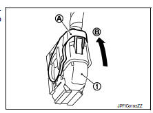 Nissan Sentra Service Manual: Abs actuator and electric