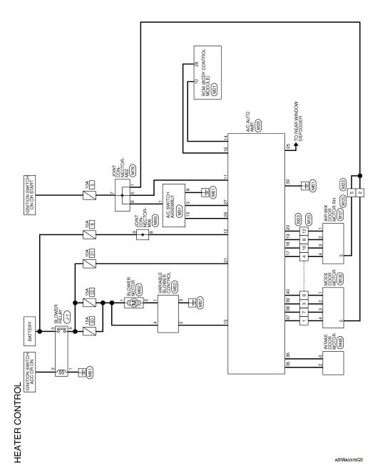 2015 Nissan Nv200 Wiring Diagram - Auto Electrical Wiring ... on