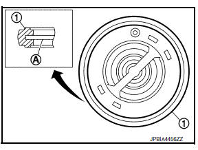 Nissan Sentra Service Manual: Thermostat and thermostat