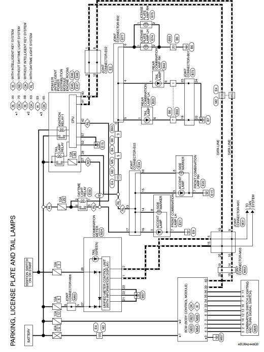 [DIAGRAM] 2012 Nissan Sentra Tail Light Wiring Diagram