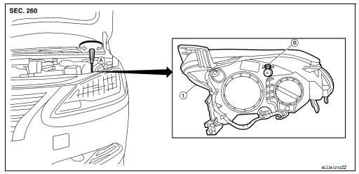 2006 Nissan Sentra Headlight Bulb ~ Perfect Nissan