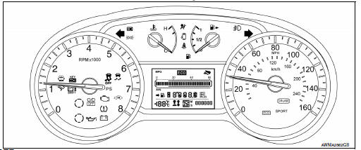 Nissan Sentra Service Manual: Diagnosis system