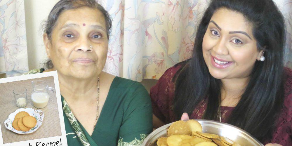 Baa's Gujarati Kenyan biscuits, Nishi V