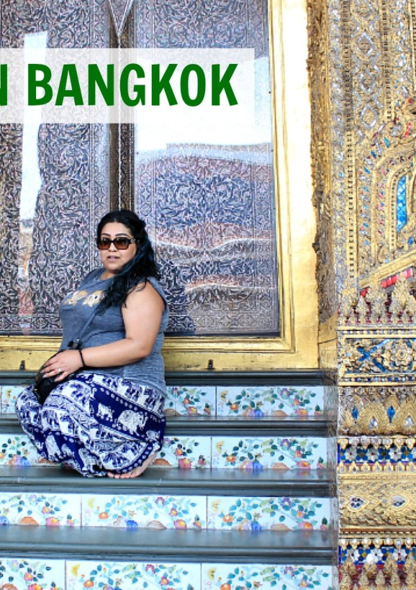 Buddhist Temples In Bangkok Travel Vlog