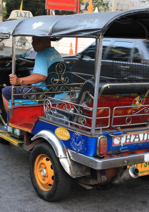 We Fell For A Common Tuk-Tuk Scam In Bangkok