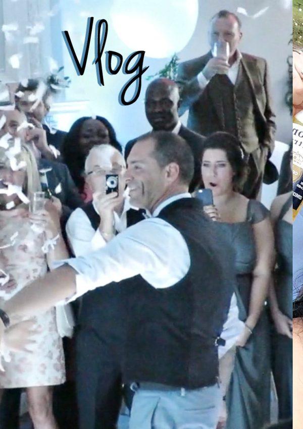 Vlog | Drunken Antics At A Wedding