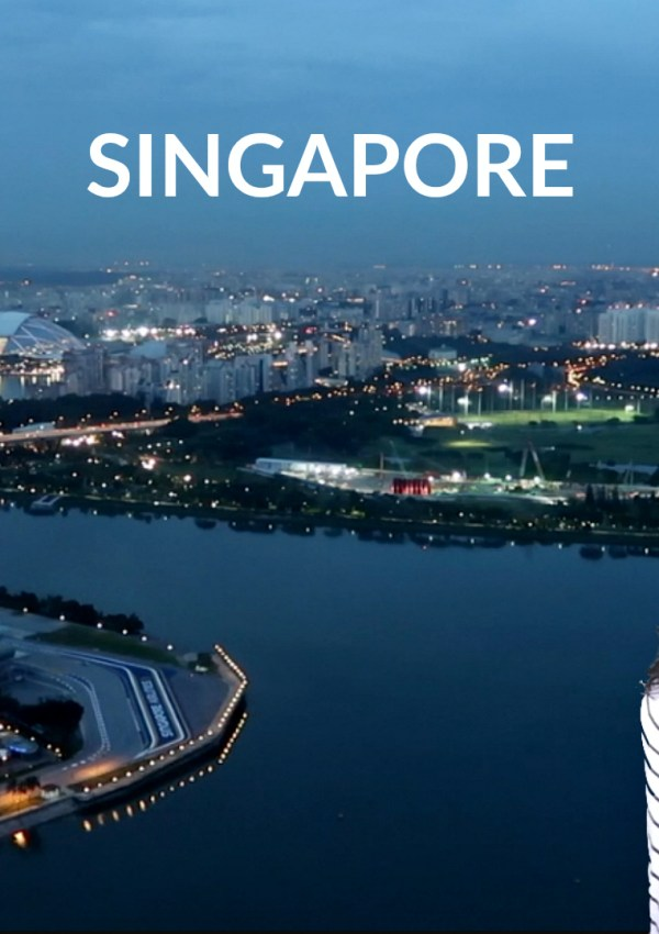 SINGAPORE TRAVEL VLOG; MARINA BAY SANDS SKYPARK