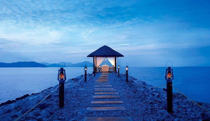 Vivanta By Taj Rebak Island, Langkawi Malaysia Review NISHI V