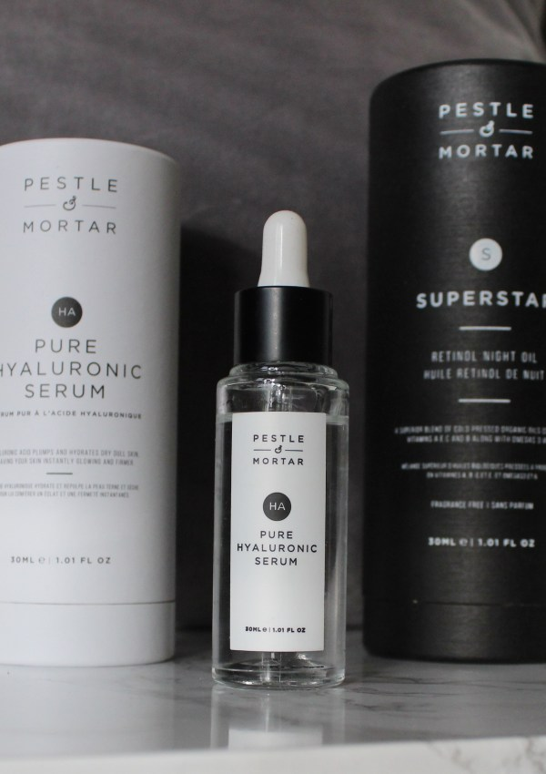 PESTLE & MORTAR SUPERSTAR RETINOL NIGHT OIL & HYALURONIC SERUM*