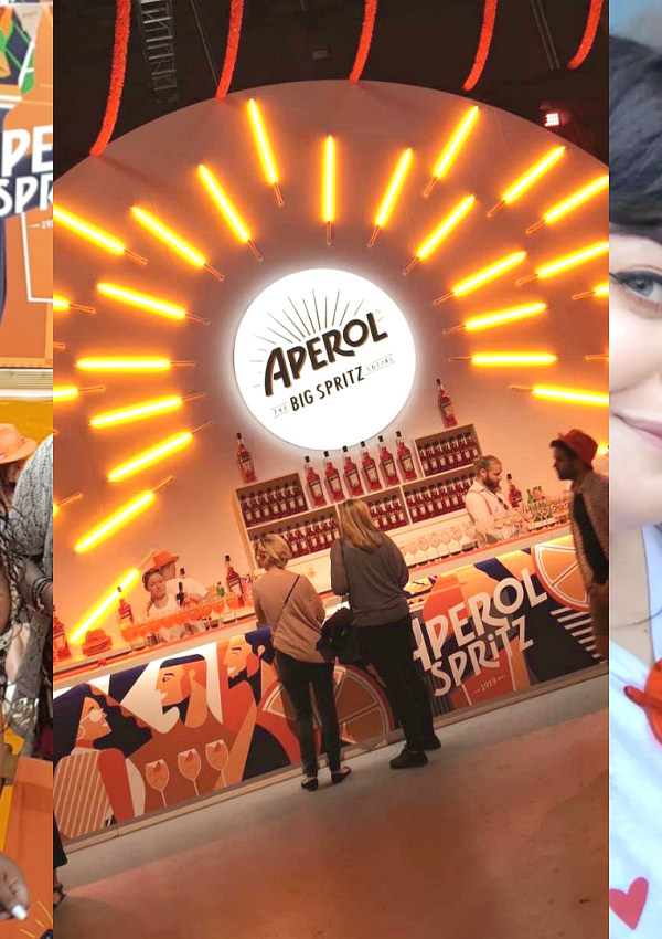 My Birthday At The Aperol Big Spritz Social Vlog