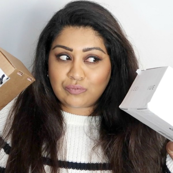GLOSSIER HAUL, FEEL UNIQUE HAUL, M&S BEAUTY HAUL, NISHI V, WWW.NISHIV.COM