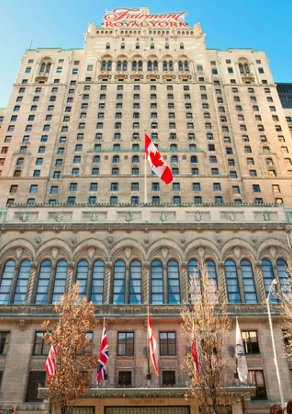 Two Nights at Fairmont Royal Oak in Toronto
