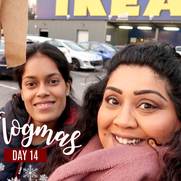 SPENDING THE DAY WITH MY COUSIN / Nishi V Vlogmas Day 14