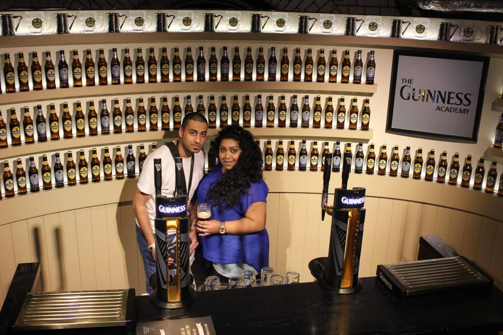 The Guinness Storehouse, Dublin. 51 unusual and unique things to do in dublin, where to drink in dublin, quirky restaurants in dublin, nishi v, www.nishiv.com