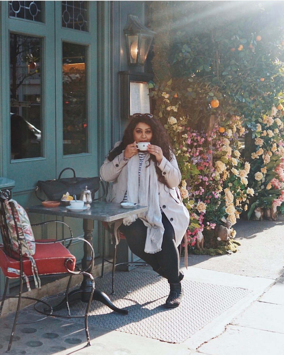 Instagrammable places in chelsea, Nishi V