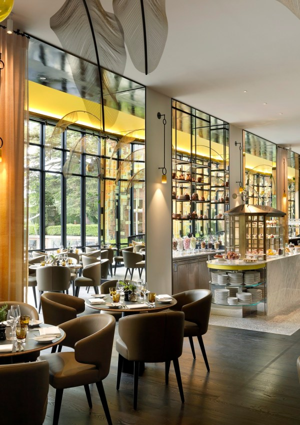 The Glasshouse Restaurant at The Grove Review