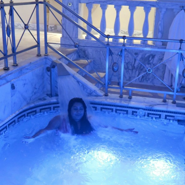 21. Roman Baths & Spa Day At The Rome Cavalieri, Nishi V, www.nishiv.com