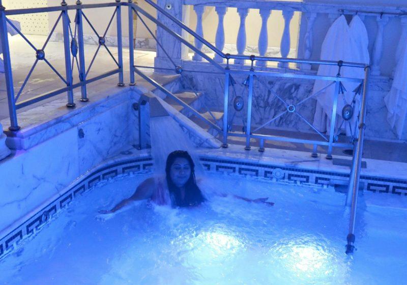 Roman Baths & Spa Day At Rome Cavalieri