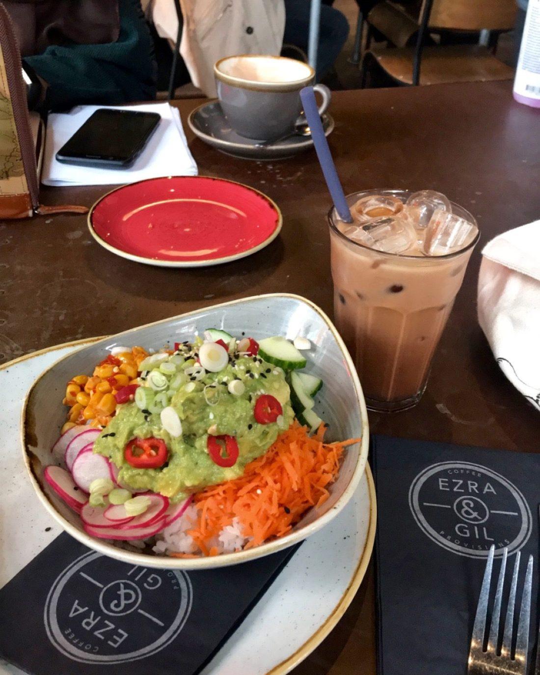 The Best Vegan Friendly Restaurants in Manchester, Ezra & Gil, Nishi V