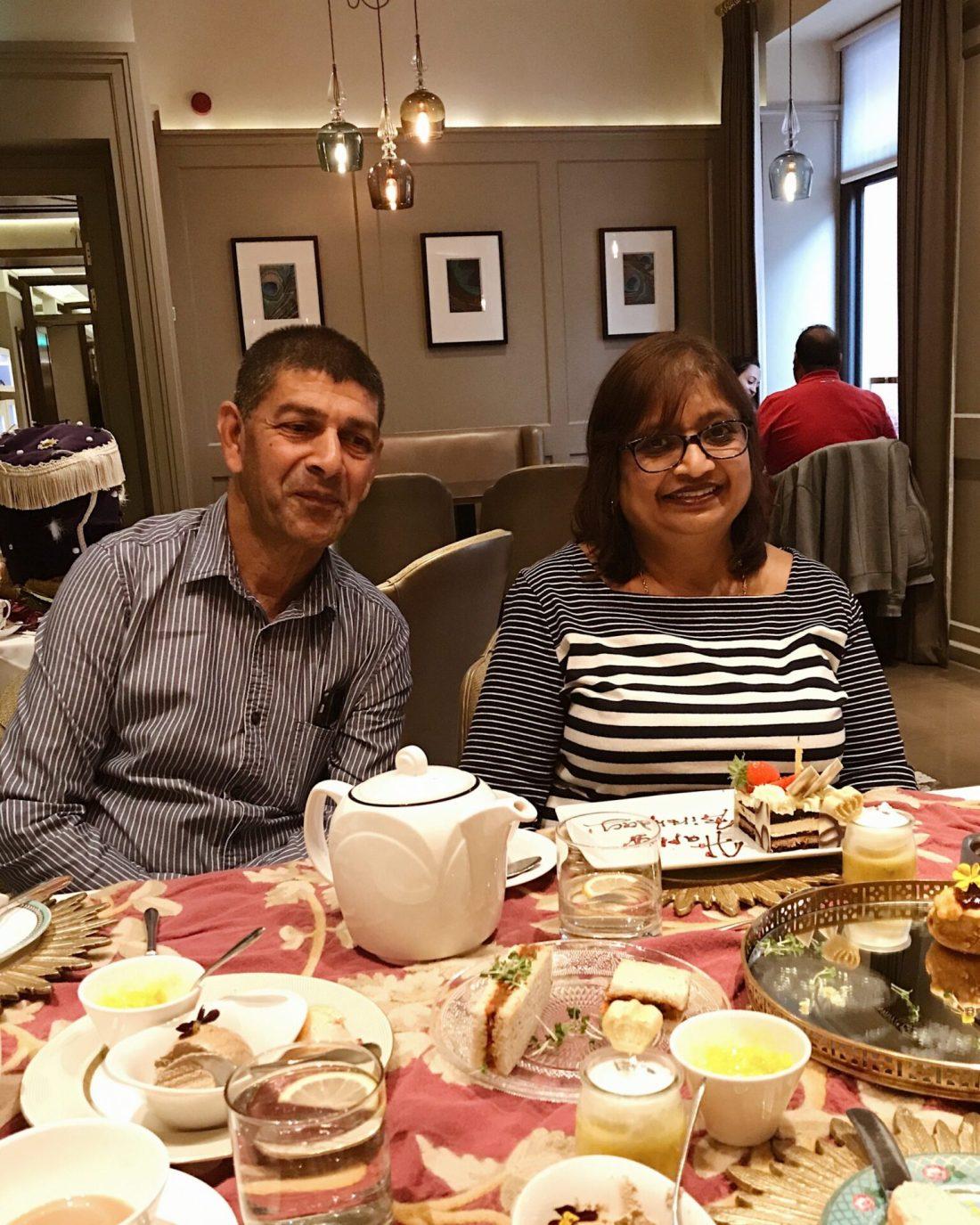 Jasmine Indian Afternoon Tea at Taj 51 Buckingham Gate, Nishi V, www.nishiv.com