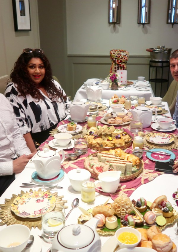 Jasmine Indian Afternoon Tea At Taj 51 Buckingham Gate