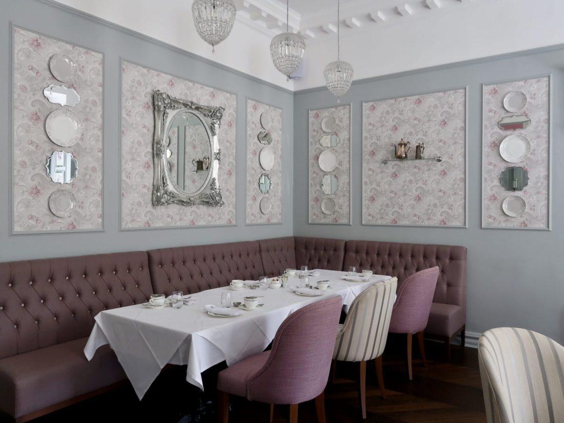 Laura Ashley The Tea Room decor review, Nishi V