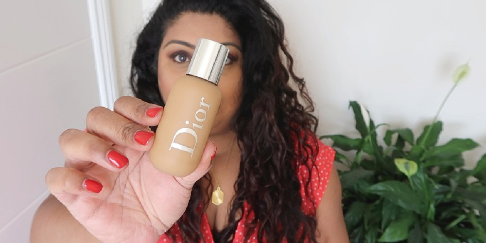 Dior Backstage Face & Body Foundation 4WO Review