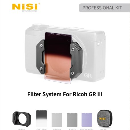 NiSi Zestaw Professional kit do RICOH GR3