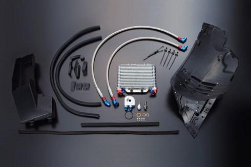 ENGINE OIL COOLER KIT