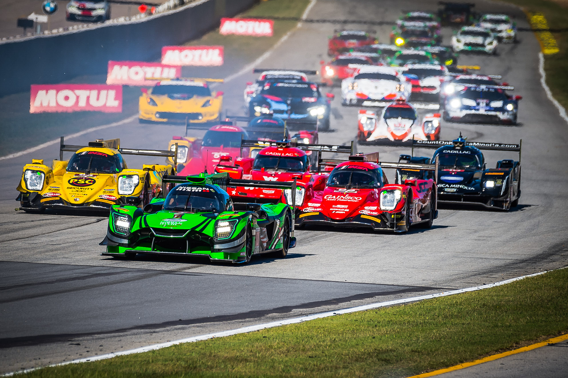 Gallery 1 Petit Le Mans race day  Nissan Motorsports