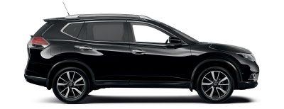 Crossover-Modelle & SUV – NISSAN X-TRAIL, Seitenansicht | NISSAN
