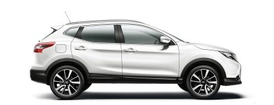 Crossover-Modelle & SUV – NISSAN QASHQAI, Seitenansicht | NISSAN