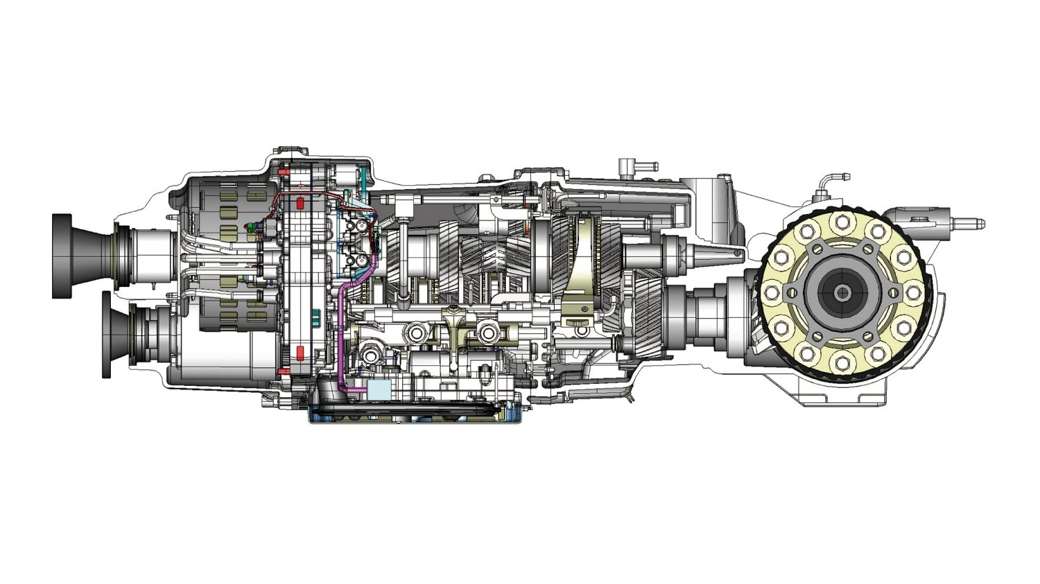 hight resolution of nissan gt r dry sump lubrication system illustration