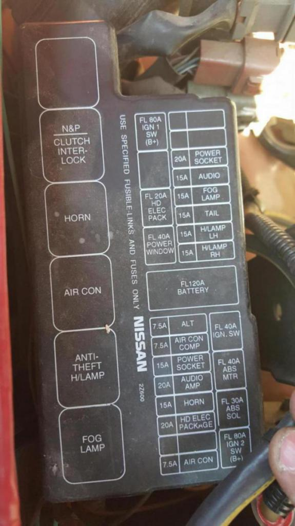 Diagram  Gear Shift Diagram Nissan Frontier Fuse Box Full