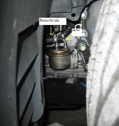2005 maxima fuel filter [ 1024 x 768 Pixel ]