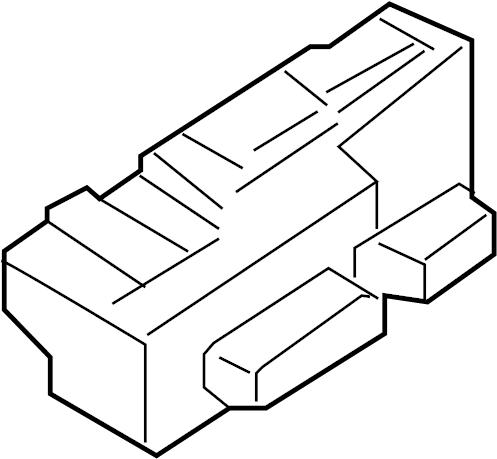 Nissan Maxima Junction Block. HARNESS, ENGINE, BODY