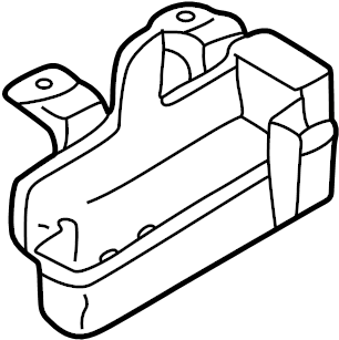 Nissan Pathfinder Fuse Box (Lower). ENGINE, FITTING, BODY