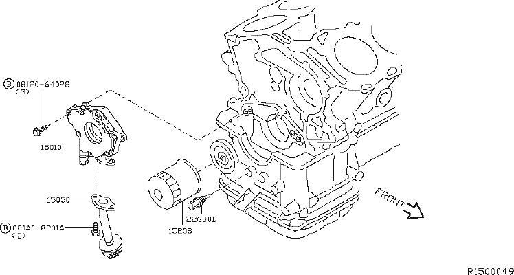Nissan Maxima Engine Coolant Temperature Sensor