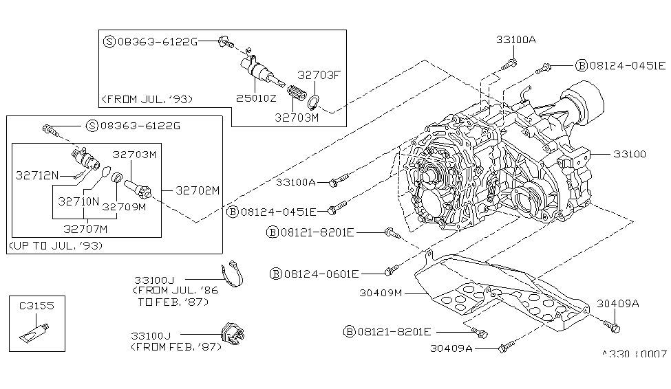 [DIAGRAM] Nissan Pathfinder Speedometer Diagram FULL