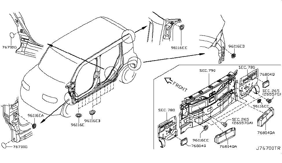 [DIAGRAM] 2010 Nissan Cube Parts Diagram FULL Version HD